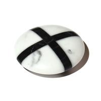 Operator: Marble / Black Marble Cross [JE67]