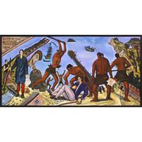 Death of Cook - A Vision at Tolaga Bay
