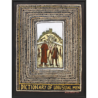Dictionary of Unusual Men