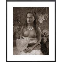 Teine Samoa; Samoan Woman