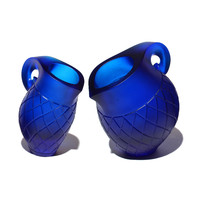 Kupenga Jugs (Aquamarine Blue)