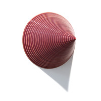 Burgundy Cone [14-109]