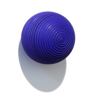 Matt Blue Orb [14-112]