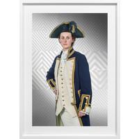 Captain James Cook - Female (In Pursuit of Venus)
