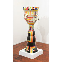 Pedestal and Krater