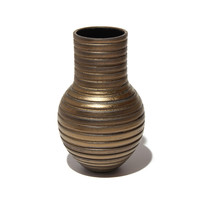 Gold Grooved Vessel [17-20]
