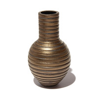 Gold Grooved Vessel [17-22]