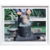 Boiled Pig Head, Te Rimu, Tikapa