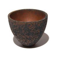 Patinated Bronze Crucible [21465]