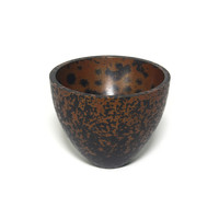 Patinated Bronze Crucible [22109]