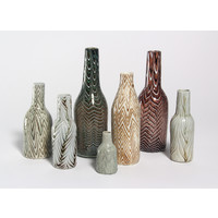 Juxtapose Bottles Set (Brown/Green)