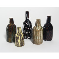 Juxtapose Bottles Set (Brown)