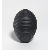 Charcoal Grooved Orb [18-32]