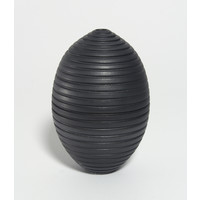 Charcoal Grooved Orb [18-68]