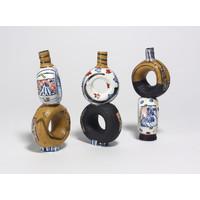 Yobitsugi Style Vase Set