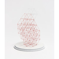 Polymer #1 (Red/Clear)
