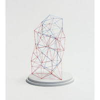 Polymer #7 (Red/Blue)