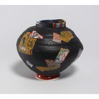 Yobitsugi Style Large Vase [23368]