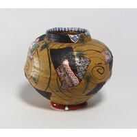 Yobitsugi Style Large Vase [23369]