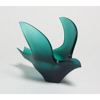 Kererū (Emerald and Jade)