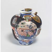 Yobitsugi Style Vase [23648]