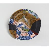 Yobitsugi Style Plate