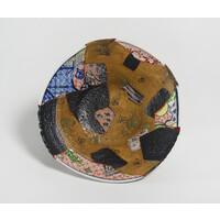 Yobitsugi Style Large Bowl Dish