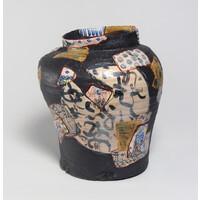 Yobitsugi Style Vase [4-1]