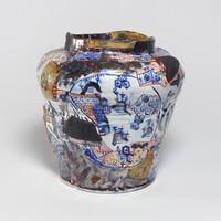 Yobitsugi Style Vase [4-2]