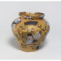 Yobitsugi Style Vase [4-4]