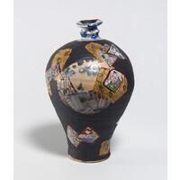 Yobitsugi Style Vase [1-2]