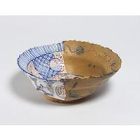 Yobitsugi Style Large Bowl [7-1]