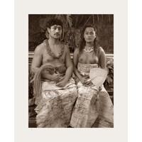 Ulugali'i Samoa - Samoan Couple