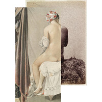 The Valpinçon Bather (after Ingres)