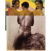 Three Tahiti(Sāmo)ans (after Gauguin)