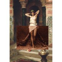 Harem Beauty (after Tanoux)