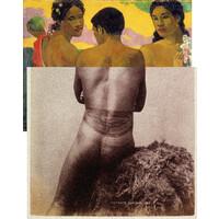 Three Tahiti(Sāmo)ans (after Gauguin)