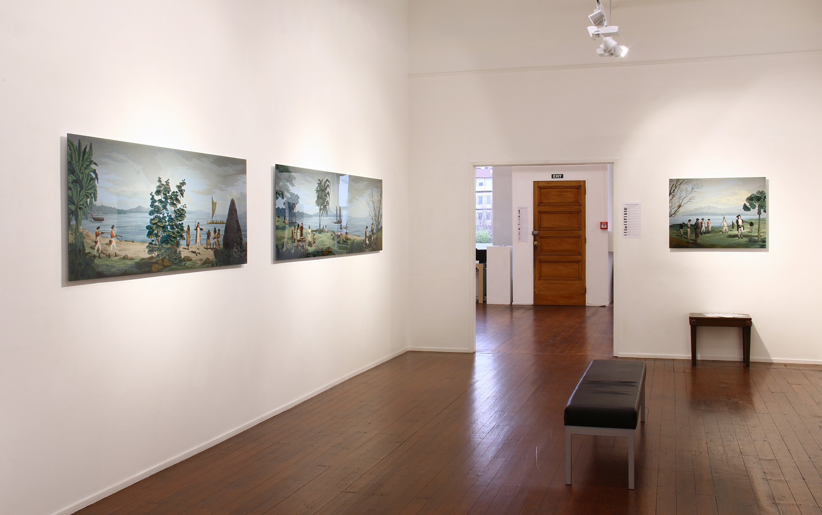 D View Of Exhibition : Ed atkins artist news exhibitions photography now